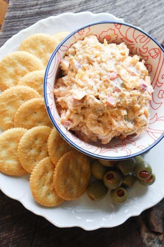 Full Cheddar Pimento Cheese