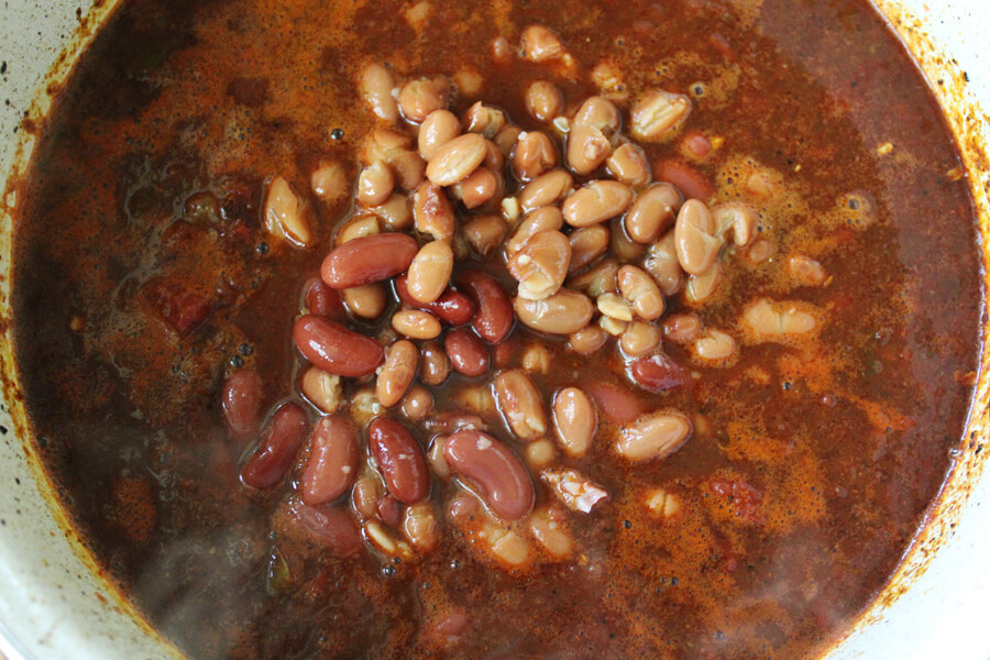 12th Man Texas Chili - Texas A&M Tailgate Recipe