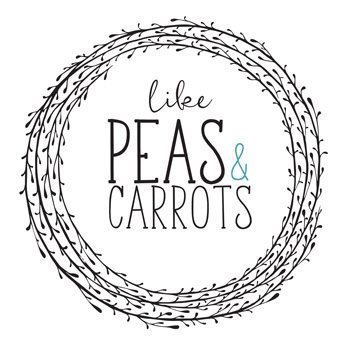 Peas and Carrots   Farmhouse Printables from Buy This Cook That