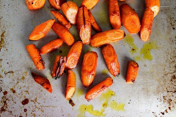 Honey Butter Carrots | Buy This Cook That