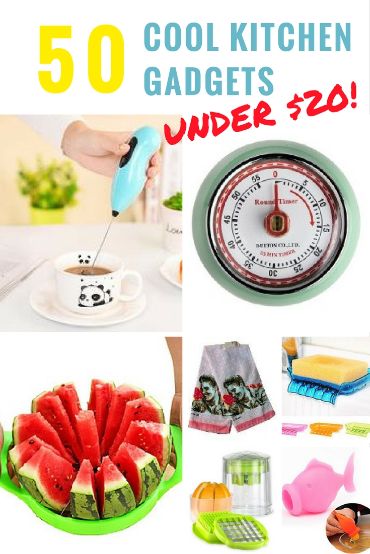 50 Plus Cool Kitchen Gadgets Under $20 | Buy This Cook That