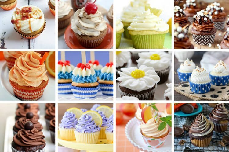 The Very Best Cupcake Recipes
