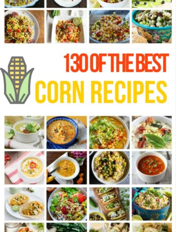 Welcome to the Corn Promised Land. 130 of the Best Corn Recipes Ever. Browse fantastic corn recipes. Get your butter ready...