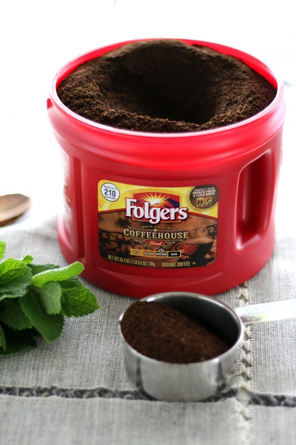 Folgers coffee house