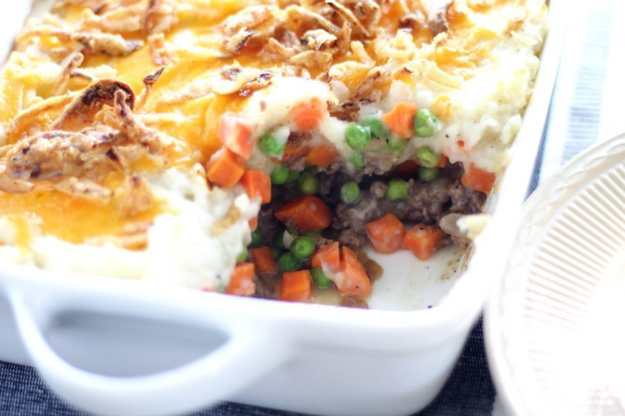 Family Favorite Shepards Pie