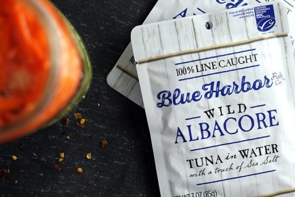 Blue Harbor Wild Albacore Tuna