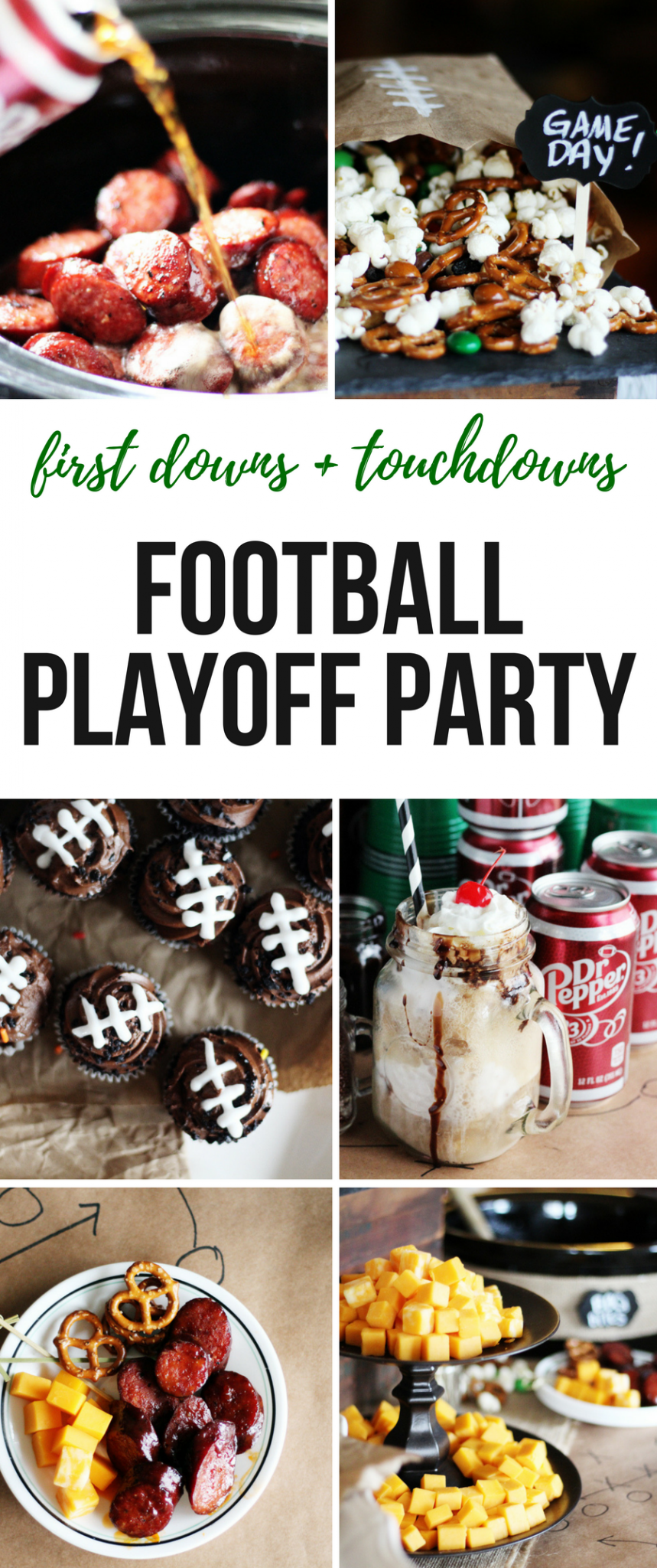 Football Playoff Party