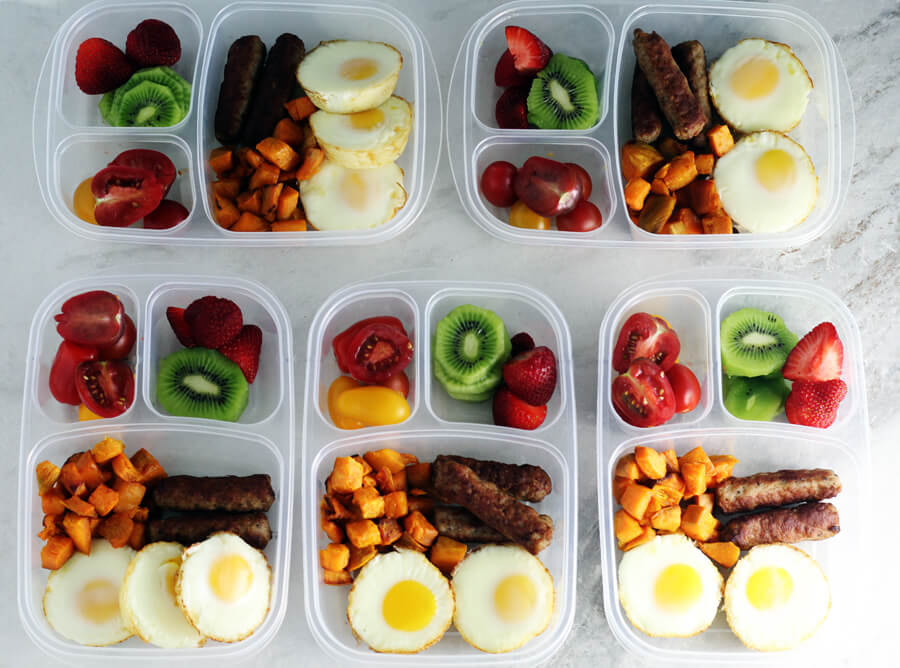 Wholesome 5 Day Breakfast Meal Prep Buy This Cook That
