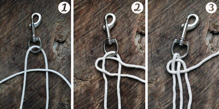 Make Your Own Braided Rope Dog Leash | Buy This Cook That