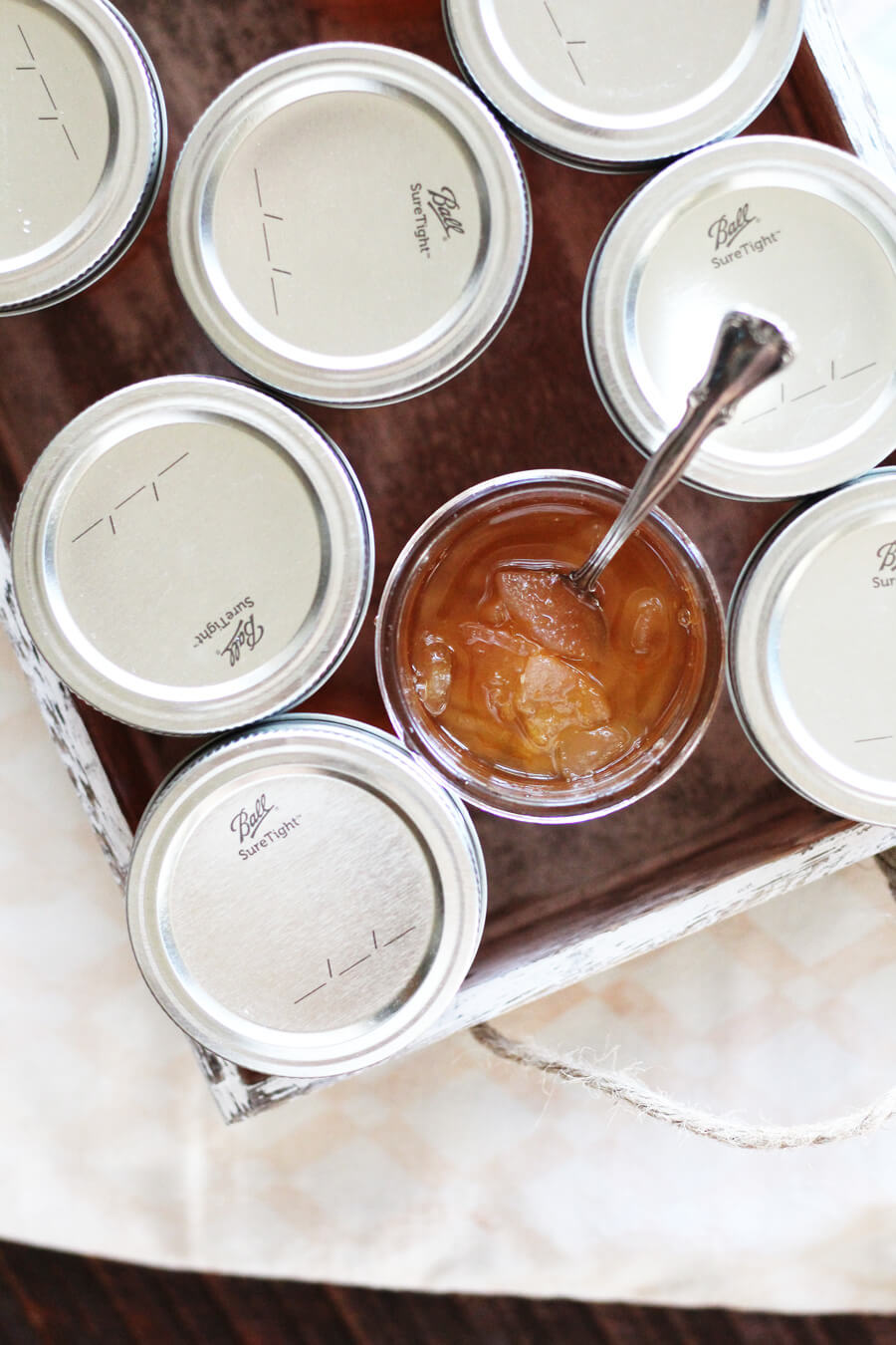 Citrus + Ginger Pear Preserves | Buy This Cook That