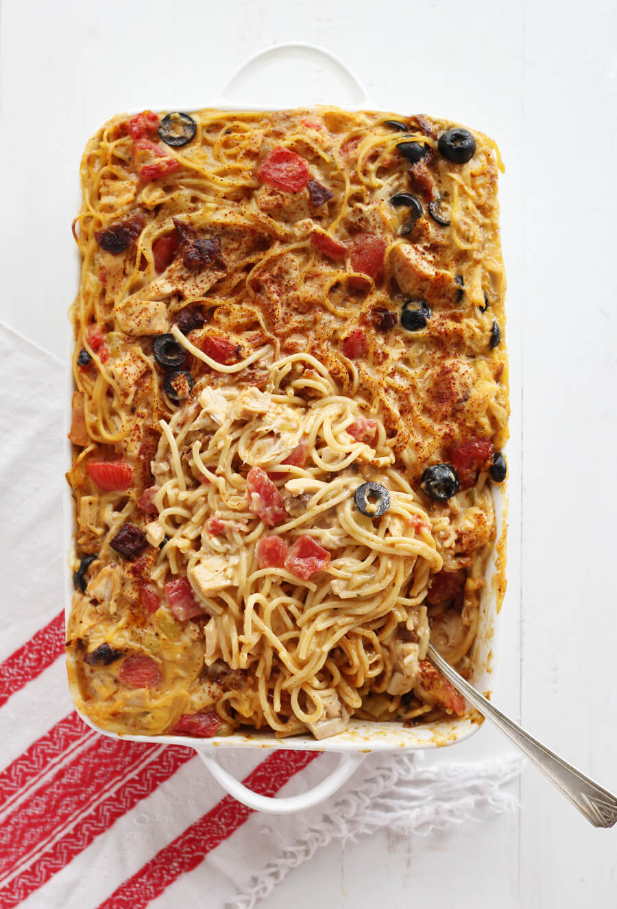 Mexican Chicken Spaghetti | Buy This Cook That