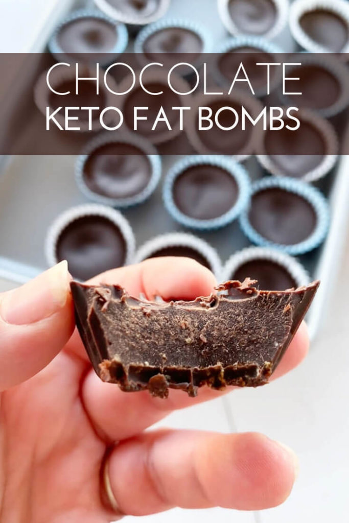 Chocolate Keto Fat Bombs | Buy This Cook That