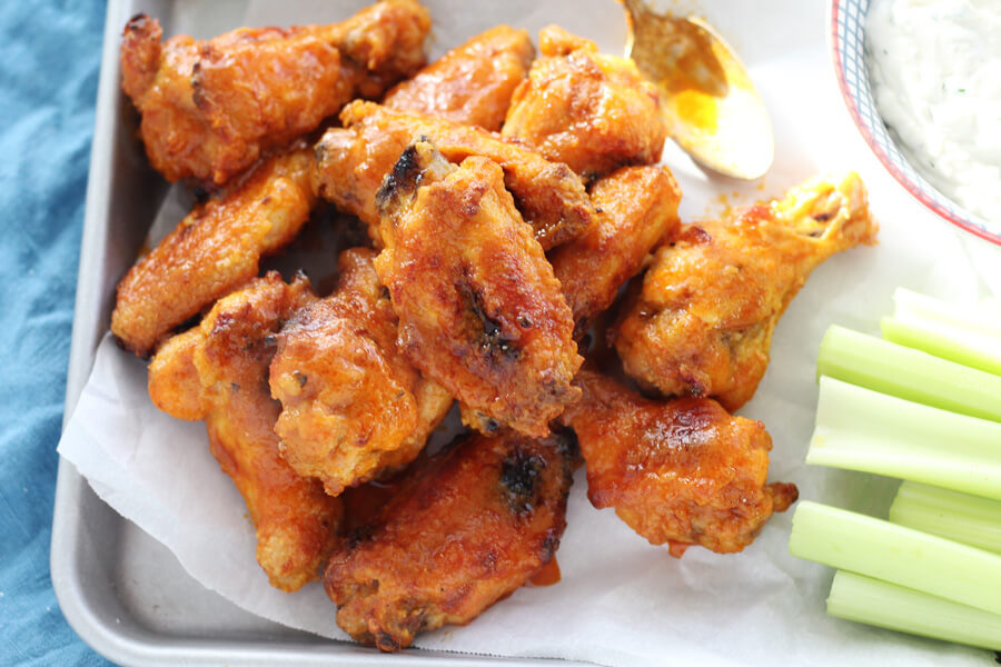 Ultimate South of Buffalo Wings | Buy This Cook That