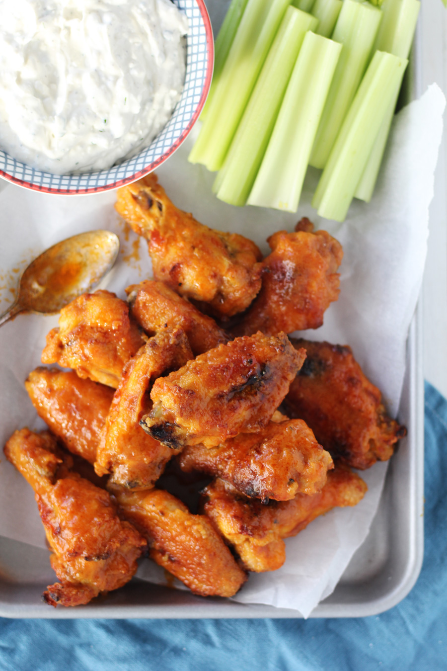 Ultimate Buffalo Wings Recipe | Buy This Cook That