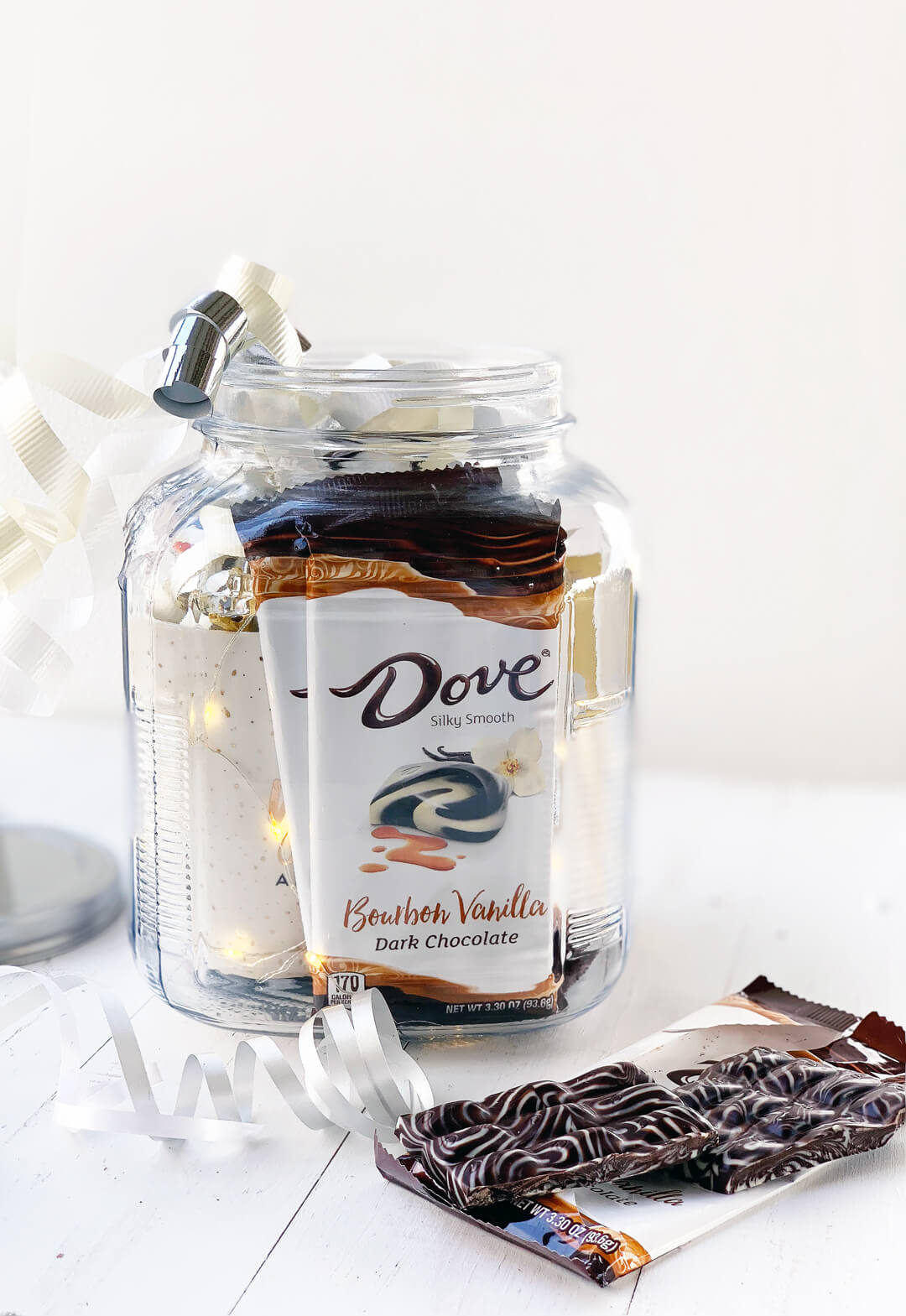 Fabulous Chocolate Bar in a Jar Gift Ideas | Buy This Cook That