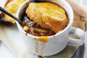 Foolproof French Onion Soup