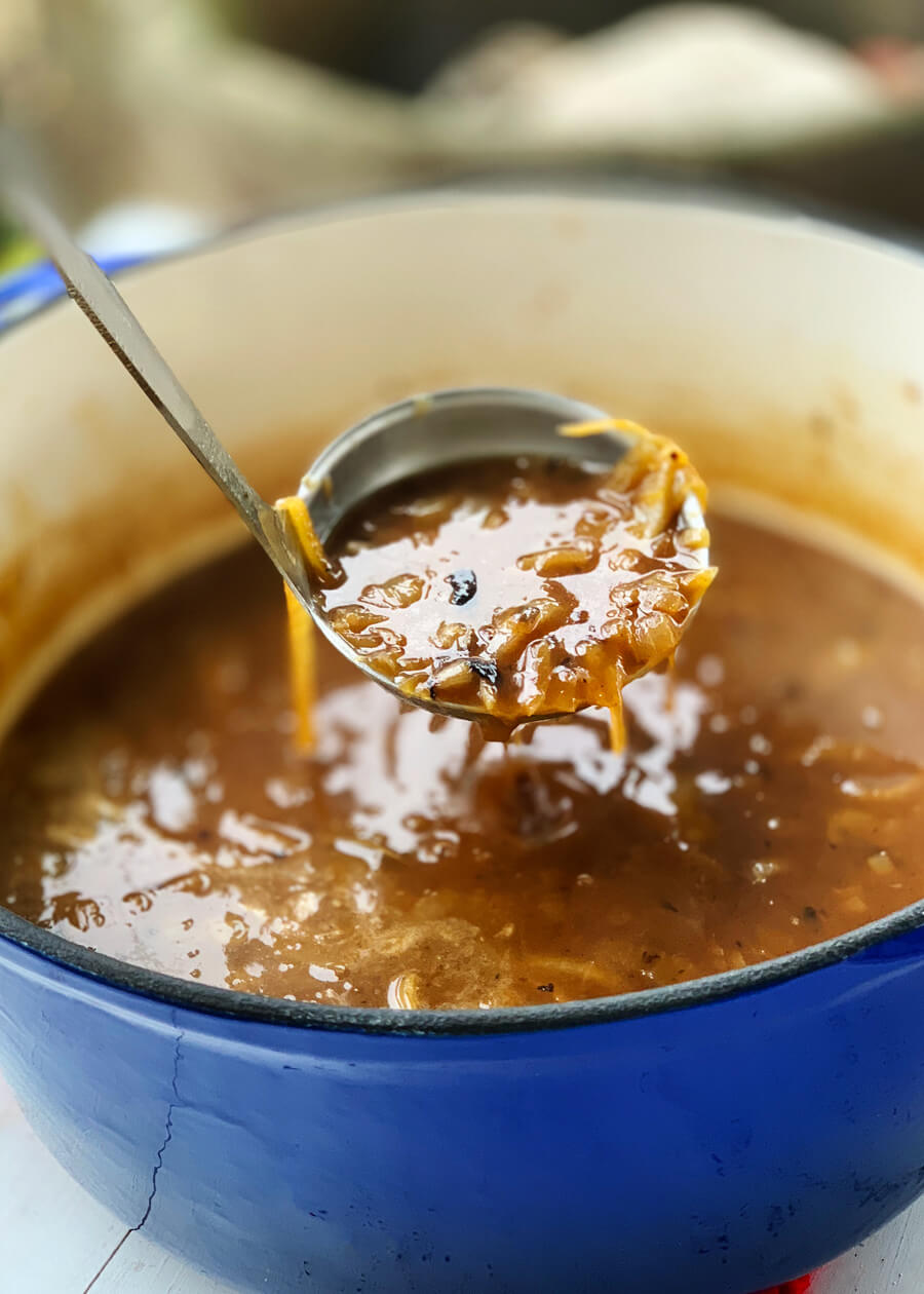 Foolproof French Onion Soup   Buy This Cook That