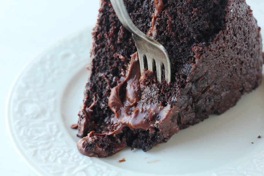 Irish Stout Chocolate Cake