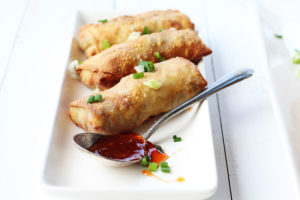 Homemade Egg Rolls | Buy This Cook That